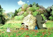 Impresión arte cartel Totoro Anime