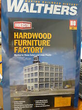 Walthers Cornerstone HO #933-3044 Hardwood Furniture Company - Kit form