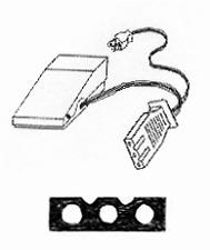 Elna, Euro-Pro Foot Control Pedal Sewing Machine Serger SS