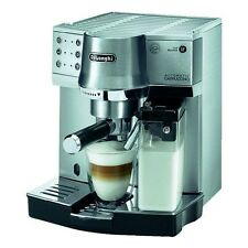 Espressomaschinen Küche Kaffee Delonghi Ec 860.m Siebträger Milchsystem Cremigen