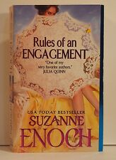 Rules of an Engagement by Suzanne Enoch 2010 Paperback