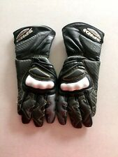 GUANTO GLOVES SPIDI TECHCOMPOSIT SPORTIVO  NERO TG. M