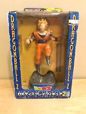 GOKU Dragon Ball Z DX Super Saiyan KAKAROT Display Figure 2 Banpresto Rare
