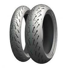 Michelin Road 5 Motorcycle Tyre Pair - 120/70 ZR17 (58W) & 180/55 ZR17 (73W)