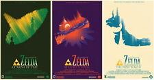 """016 The Legend of Zelda Majoras Mask - Majora s Hot Video Game 27""""x14"""" Poster"""