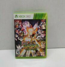 Naruto Shippuden: Ultimate Ninja Storm Revolution - Xbox 360 Excellent Condition