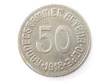 K732      ALTENA - OLPE 50 Pfennig 1918