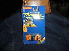 """Vintage Matchbox 1990 Days of Thunder """"Hardee's"""" Car Moc"""