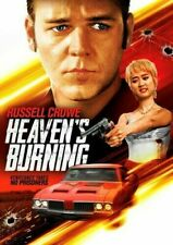 Heaven's Burning (DVD, 1997, Widescreen) Russell Crowe, Youki Kudoh  NEW