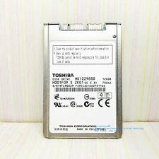 TOSHIBA MK1229GSG SATA 1.8 inch 120G laptop hard drive