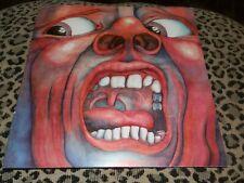 "King Crimson ""In The Court Of The Crimson King"" 2010 U.K. NM LP"