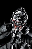 🚨🦇🔥 BATMAN #100 MICO SUAYAN Exclusive B&W Virgin Variant Ghost-Maker Joker