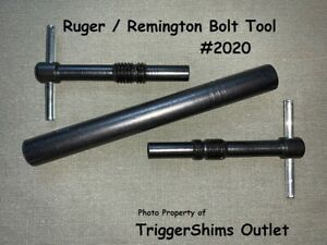 1 BOLT TOOL for Ruger 77/22 77/17 77/44 & 357 - Striker Spring Replacement Tool