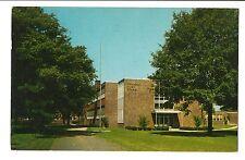 Vintage Postcard Ohio Conneaut High School