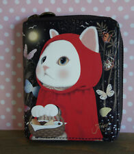 * WOW! JETOY CHOO CHOO CAT ZIP UP WALLET WITH BOX * PREMIUM EDITION * KAWAII *