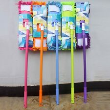 New Floor Cleaner Home Cleaning Supply Flat Mop Microfiber Chenille Dust Mop