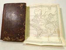 rareté - Bezout : Traité de Navigation Académie des Marine 1807 Napoli 8 tav