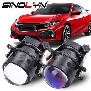 Fog Light Bixenon Projector Lens For Honda Accord/Civic/CRV/Odyssey/City Tuning