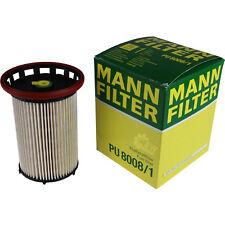 Original MANN-FILTER Kraftstofffilter PU 8008/1 Fuel Filter