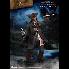 Beast Kingdom DAH017 1/9 Jack Sparrow Pirates of The Caribbean Figure Toys New