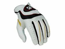Bridgestone Soft Grip Golf Glove - White - Left Hand Glove for a Righted Golfer