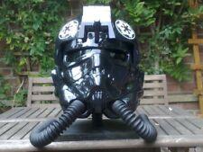 Tie Fighter Pilot Helmet Kit Gloss Black