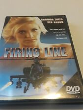 SHANNON TWEED - Firing Line Region free super rare HTF oop contains nudity