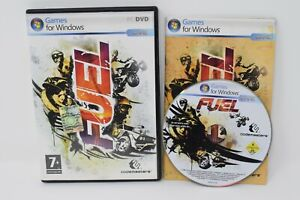 FUEL (PC DVD)  Windows XP Video Games - CODEMASTERS - COVER SPANISH ITALIAN