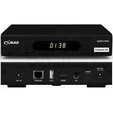 ► Comag SL60T2 Full-HD HEVC DVBT2 Receiver PVR Ready  FreenetTV Ready  NEU