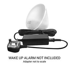 Replacement Philips 24V Charger Adapter for HF3480, HF3485 Wake-Up Light Alarm
