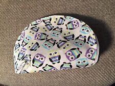Owl - Zippy Cosmetic Bag