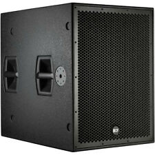 "RCF SUB 8005-AS 21"" ACTIVE HIGH POWER SUBWOOFER 2500W Amplified Club / DJ Sub."