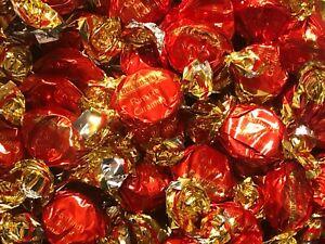 RUSSIAN CARAMELS - BUCHANAN'S * RETRO SWEETS * PICK & MIX * WRAPPED TOFFEE ROLLS