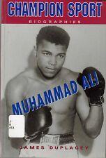 MUHAMMAD ALI BIOGRAPHY, 1999 BOOK