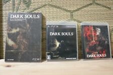 *In Stock* Dark Souls and Sound Track and Official Guide Book PS3 Japan VG!