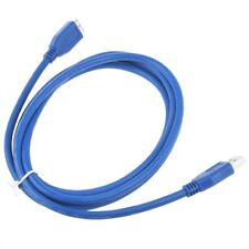 6ft USB 3.0 PC Power Charger Data Cable Cord For WD Elements HDD WDBPCK0010BBK
