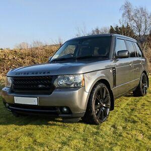"""2009/59 Land Rover Range Rover Vogue TDV8 - 22"""" Stormer alloys, sunroof, FSH, TV"""