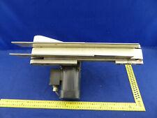 Conveyor Belt Kleinförderband 450 x 40 mm Gurtförderer Gurtförderband