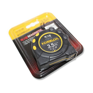 Komelon Mag Grip Tape Measure 3.5m x 16mm Rulers KMC-32 Magnetic
