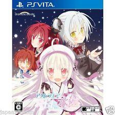 AstralAir no Shiroki Towa White Eternity PS Vita SONY JAPANESE NEW JAPANZON