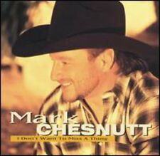 Mark Chesnutt - I Don't Want to Miss a Thing [New CD] Manufactured On Demand