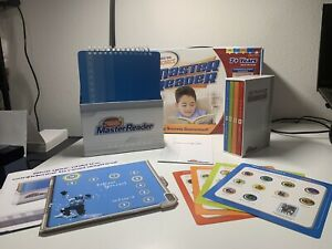 Hooked on Phonics Master Reader Box Set for 2nd to 6th Grade Ages 7+