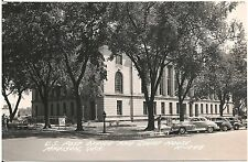 U.S. Post Office and Court House in Madison WI RP Postcard