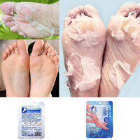 2PCS Baby Foot Peeling Renewal Mask Remove Dead Skin Cuticles Heel