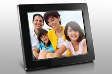 Aluratek ADMPF412F 12-Inch Digital Frame with 512 MB Built-In Memory (Black)
