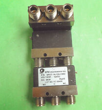 1pc Used Good  EPX SPDT-1A-12A-C002 12V DC-12GHz switch