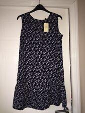 Next Umbrella Print Dress Size 10 Petite BNWT