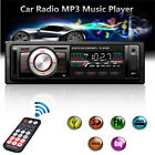 Car Vehicle Radio MP3 Music Player Stereo In-Dash FM USB SD AUX Input Receiver