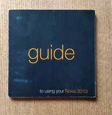 Nokia 3510i User Guide, Orange Network, mobile phone instruction manual, Offers