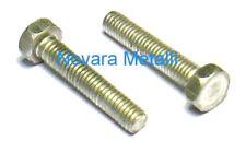 20 viti alluminio testa esagonale M6x16 AlMg5 aluminiun hex screws